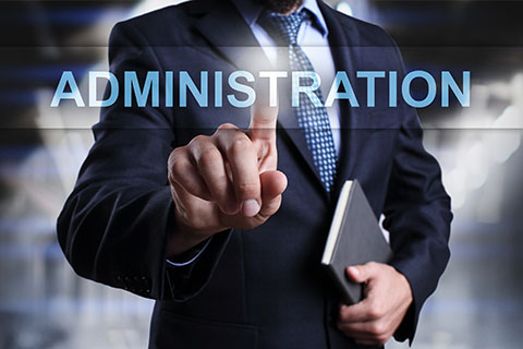 Administration Contact Us