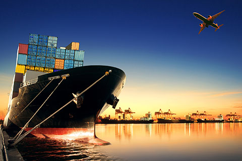 export control compliance Shipping and Transportation